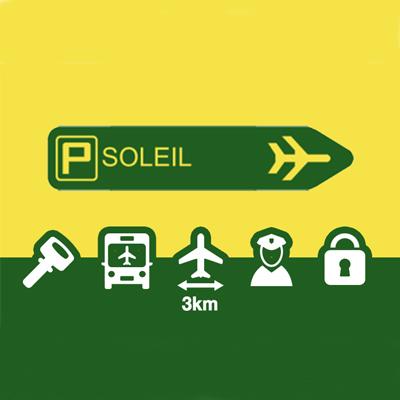 Parking Soleil Orly