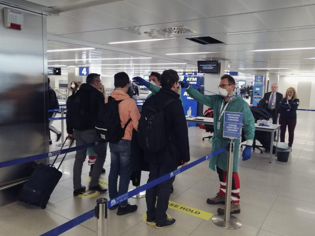 Test aeroport francais
