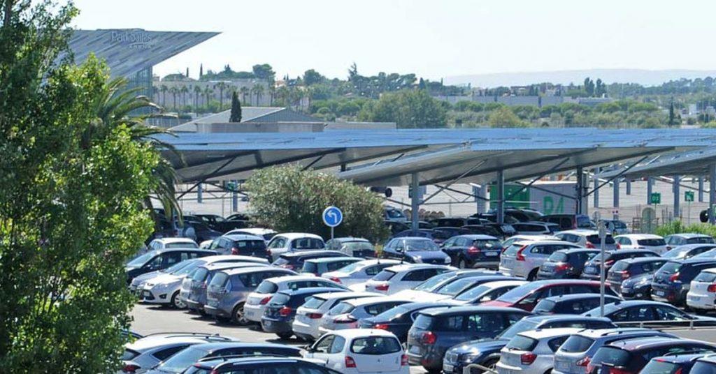 parking aeroport face à la crise